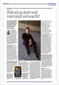 interview boekenkrant augustus 2017