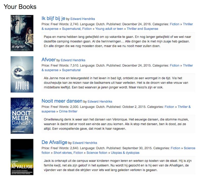 gratis ebooks downloaden van smashwords