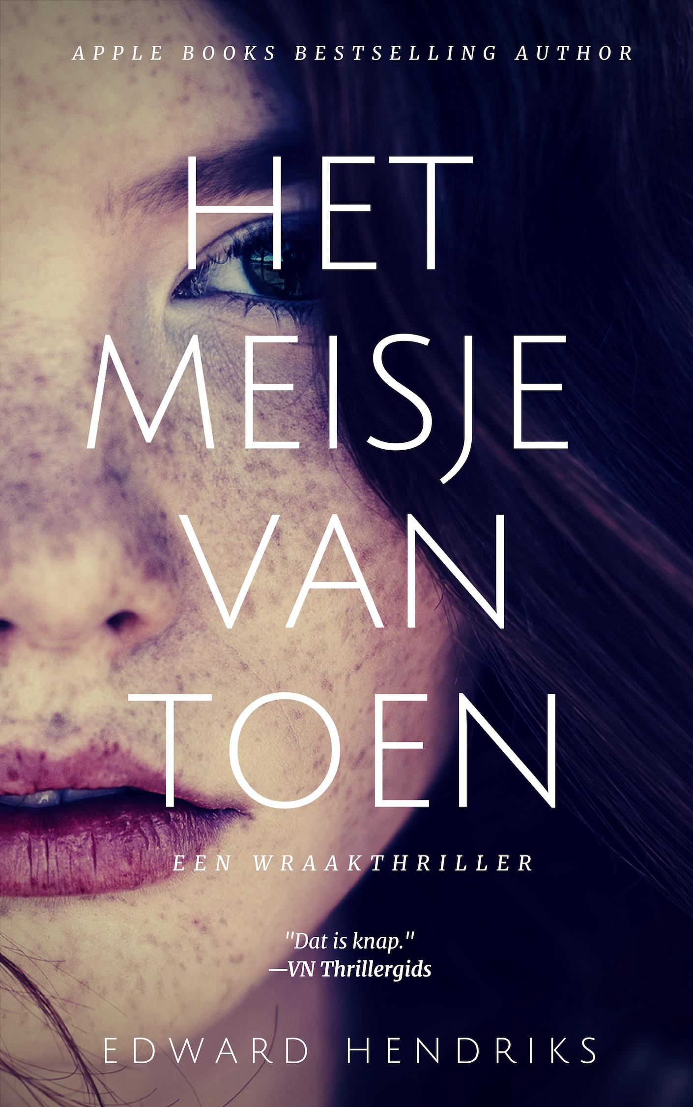 Het meisje van toen - thriller